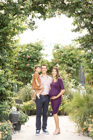 Melissa & Family Maternity
