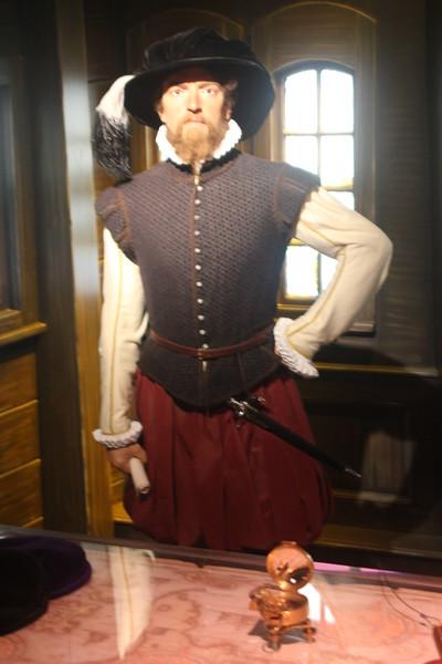Madam Tussauds Wax Museum