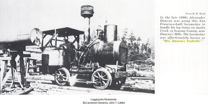 Logging The Redwoods, Carranco and Labbe, page 52