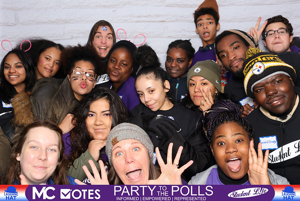 Montgomery College - Party to the Polls