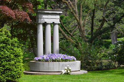 Mount Auburn Cemetary May 13