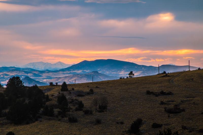 Dusky Mountains