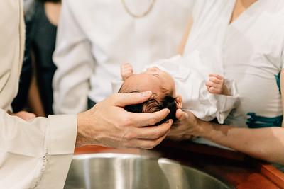 Legaspi Baptism