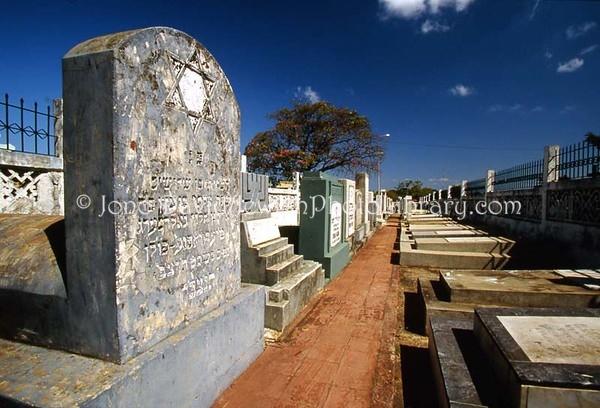 NICARAGUA, Managua. Cementerio General Occidental. (2008)