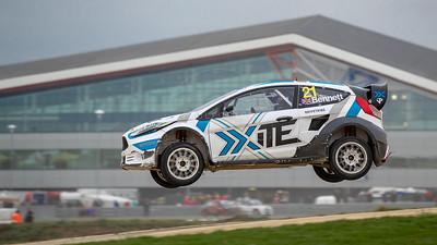 2018 Toyo Tires British Rallycross Championship - Silverstone