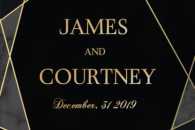 2019-12-31 James & Courtney