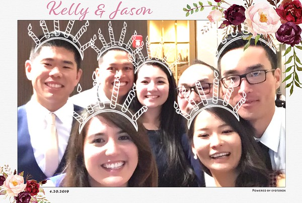 Kelly and Jason's Wedding Stills