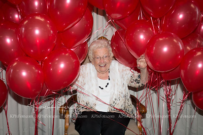 Lydia Helleksen 99th Birthday