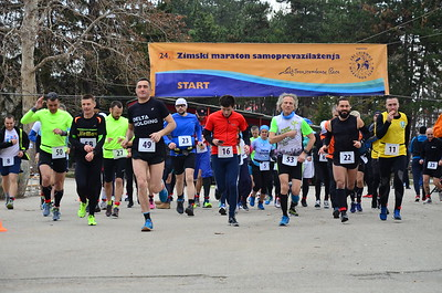 24. Zimski Maraton Samoprevazilaženja