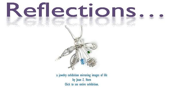 Joan Z Horn - Reflections Show