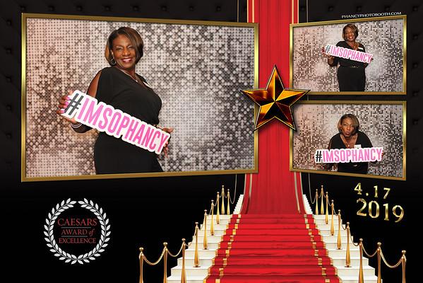 Caesars Awards Event