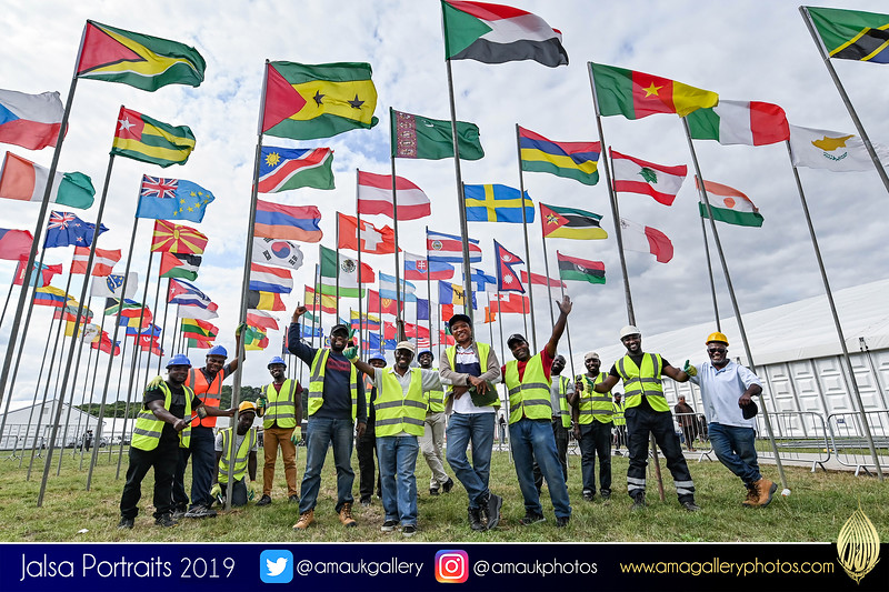 Jalsa Salana UK 2019 Portraits