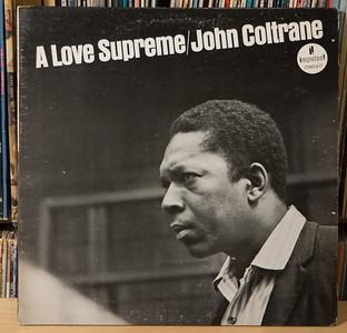 Discogs Coltrane
