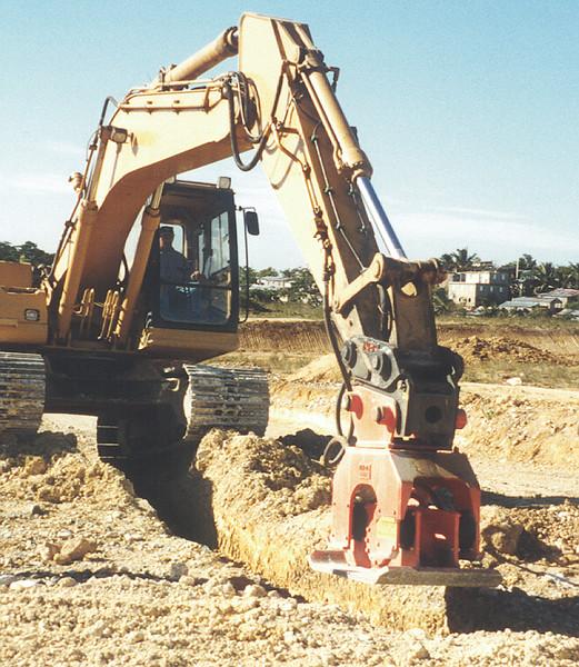 NPK C6C compactor on excavator-trenching (3).jpg