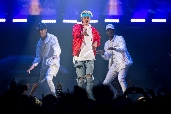 Justin Bieber April 19, 2016