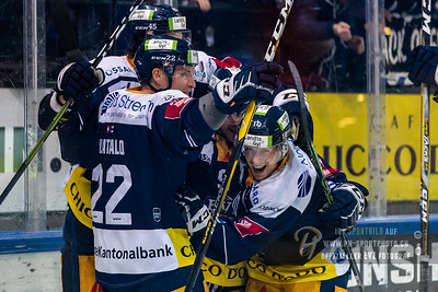 National League: EVZ - Lausanne HC