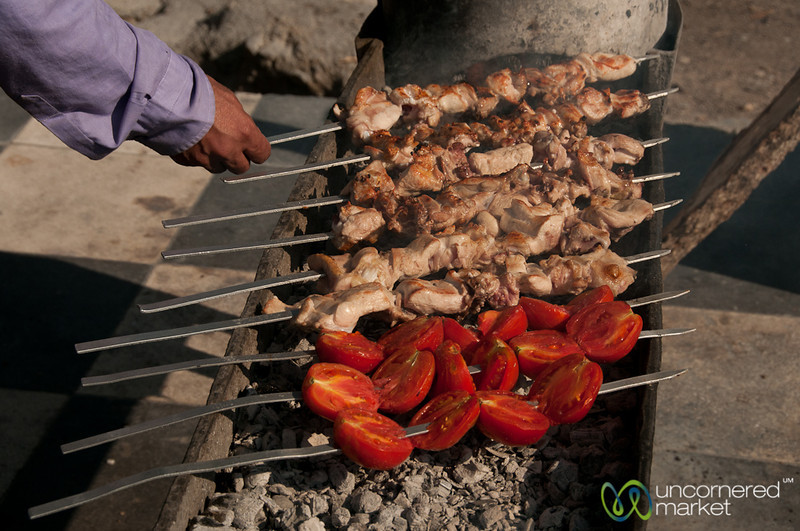 Kebab Time - Kermanshah, Iran