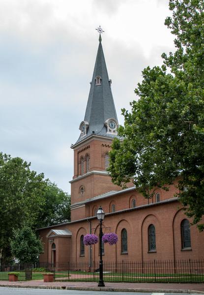 St Anne's Parish, Annapolis, MD