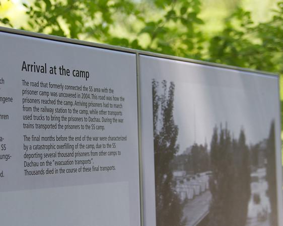 {7.6.11} Dachau Concentration Camp