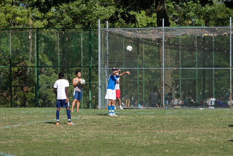 DWHS Boys Soccer