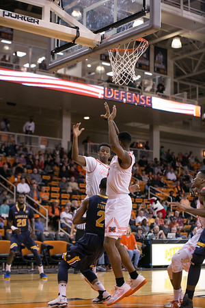 2017 Mercer vs. LaSalle Basketball