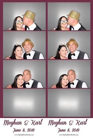 Meghan & Karl's Wedding