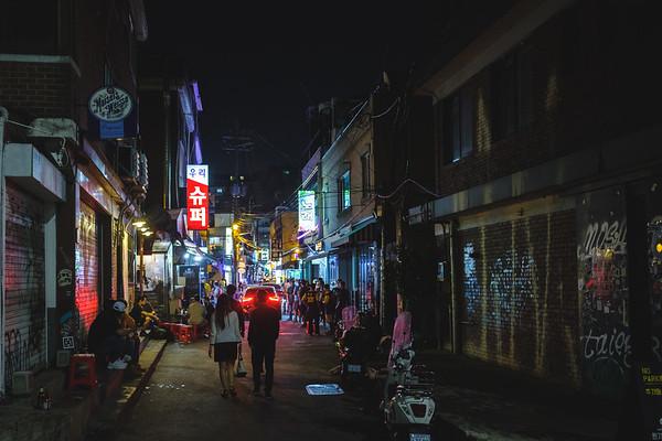 Gyeongnidan-gil, 2018