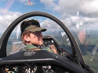 MIWG 2016 Encampment Glider Flying