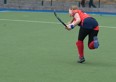 Trojans Ladies 4's V Gosport - 1/04/17