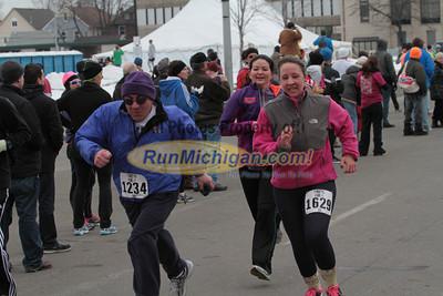 Finish Gallery 3 - 2014 Paczki Run