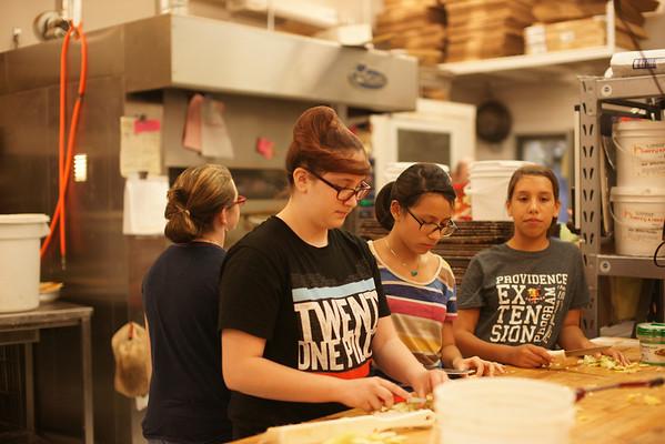 Sekond Floor Bake Sale 2013