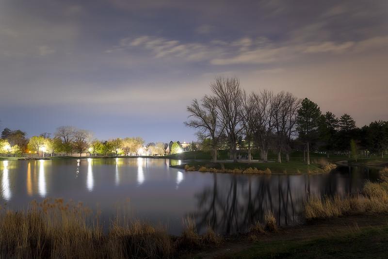 A Night at Liberty Park