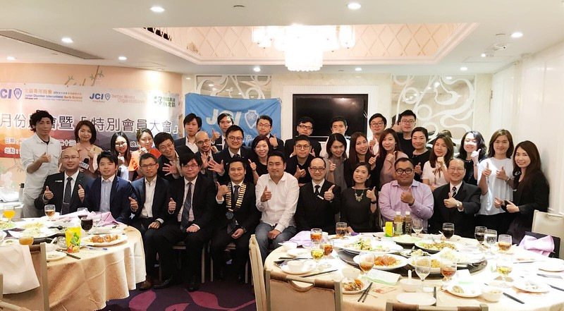 20170523 - 5月份月會暨特別會員大會