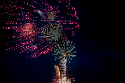 Fireworks-Jamestown ND