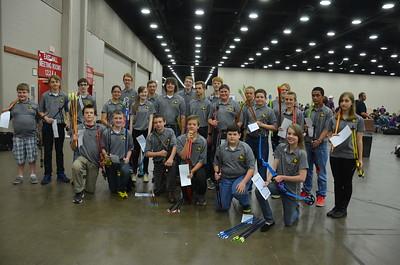 Jefferson Archery--Nationals 2015