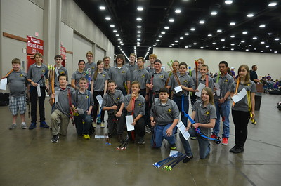 Jefferson Archery--Nationals 2015