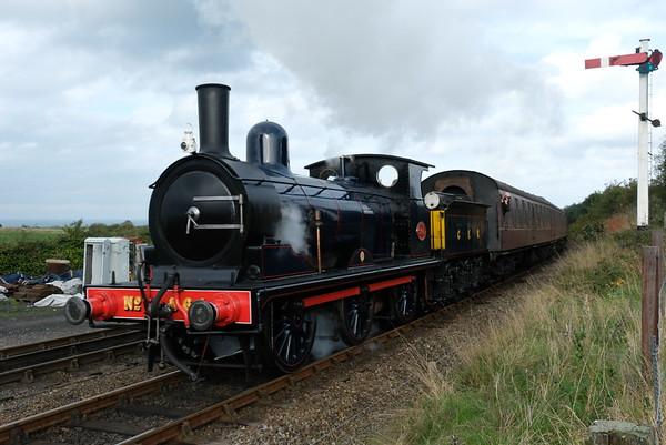 Preserved Railway Centres UK