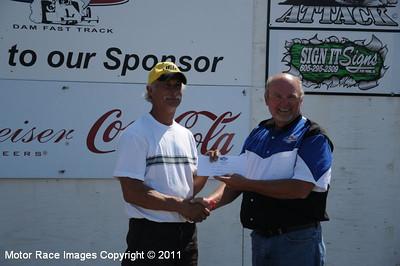 Coca Cola Points Race #8 August 14, 2011