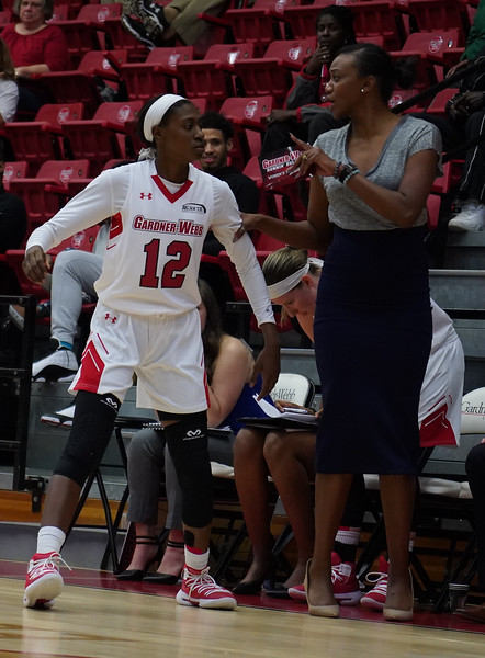 Women's Basketball vs. Mount St. Mary's