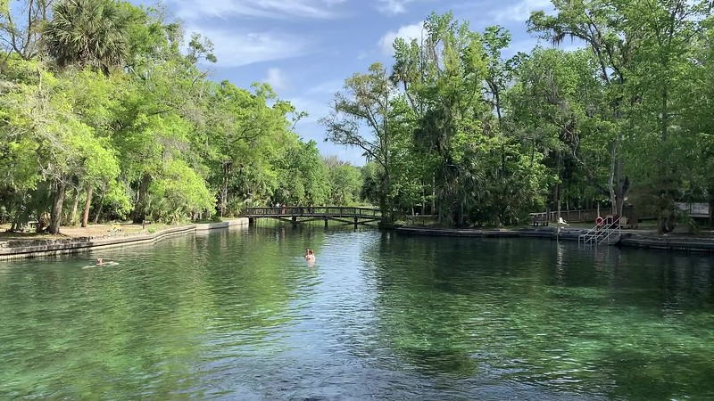 Play this video...Wekiwa Springs State Park