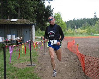 2002 Elk/Beaver Ultras - Four time consecutive national 100K champion Victor Hickey