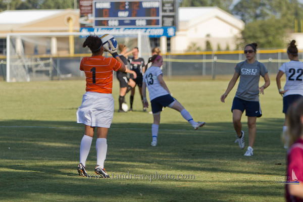 (T) Gardner Webb at CSU Soccer