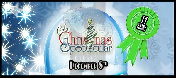 CENLA CHRISTMAS SPECTACULAR 2018