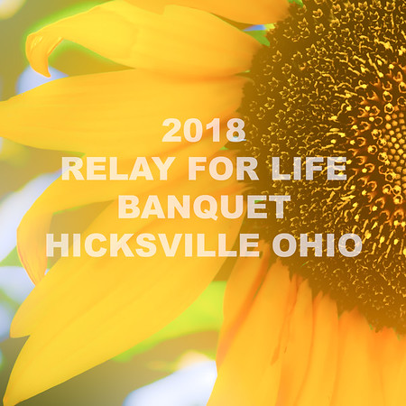 Relay For Life Banquet 2018