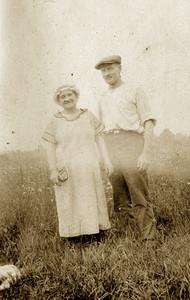 Otto and Margaret Herdrich