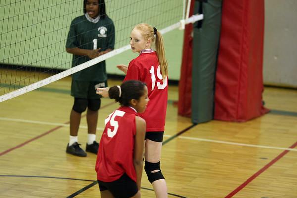 20060117 Samantha's Volleyball