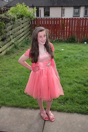 Rosie P7 Prom