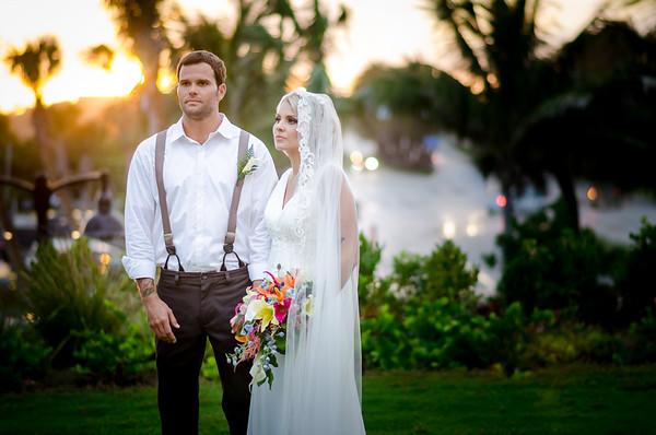 J + D Wedding