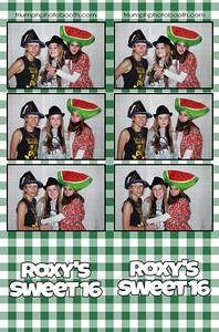 11/15/20 - Roxy's Sweet 16
