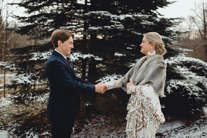 Requiem Images - Luxury Boho Winter Mountain Intimate Wedding - Seven Springs - Laurel Highlands - Blake Holly -519.jpg